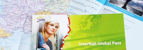 Interrail global pass alle europese landen