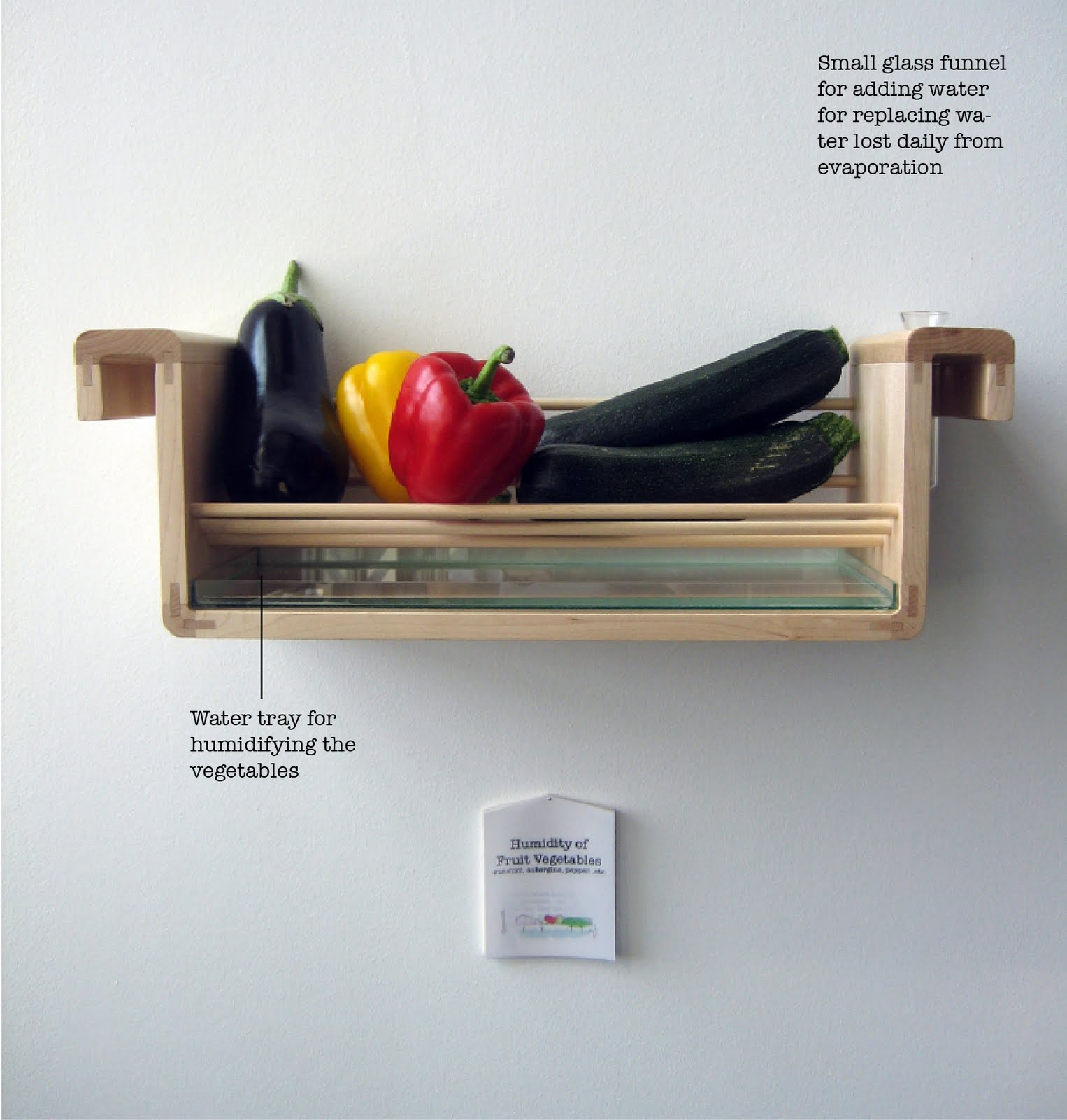 No Tech Magazine: Saving Food From The Fridge