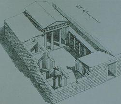 Passiefhuis oude griekenland