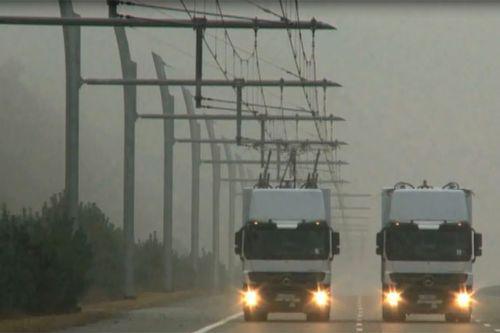 Siemens trolleytruck