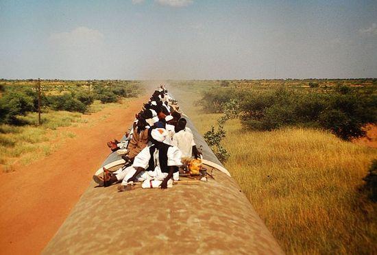 Trein in sudan