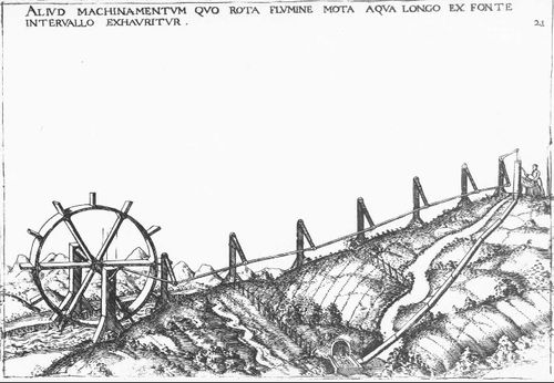 STANGENKUNST JEAN ERRARD DE BAR LE DUC 1584