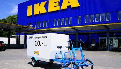 IKEA transportfiets