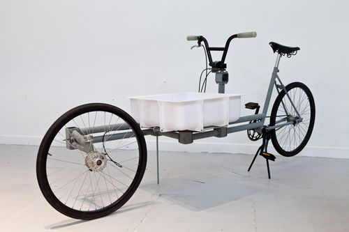 Open transportfiets