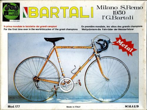 Bartali milano building kit
