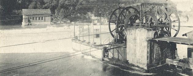 Schaffhausen transmission