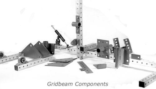 Grid beam componenten