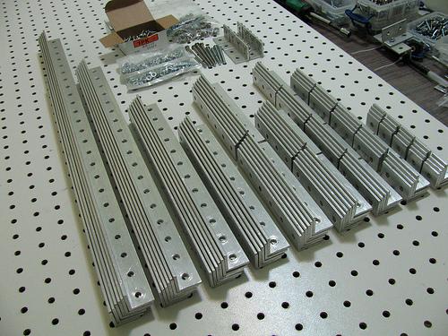 Contraptor onderdelen