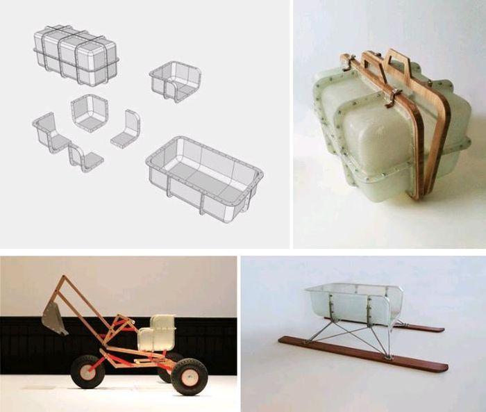 Open source objects