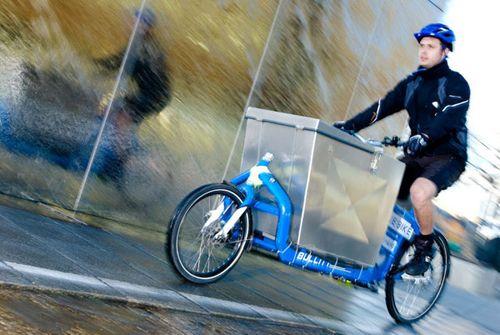 Cycle logistics europe