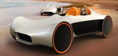 SoftShell-Velomobile-concept