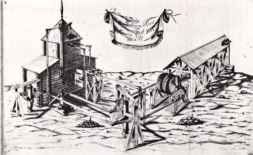 Egy igen korai himba-megoldás (1731).