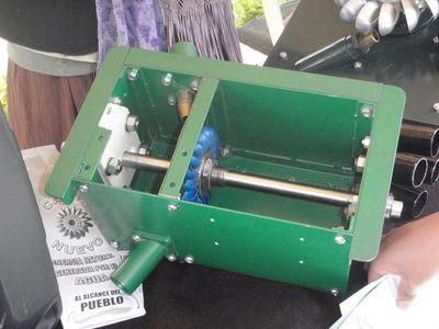 Campo nuevo small watermotor