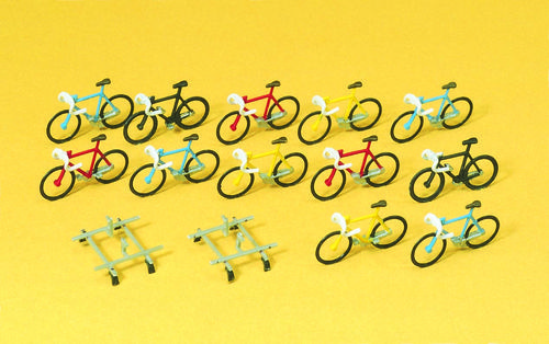 Preiser bicycles