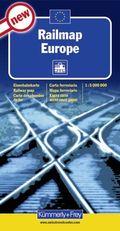 KuF railmap europe