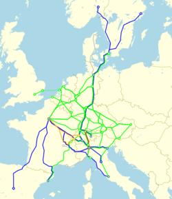 Eurocity 1987