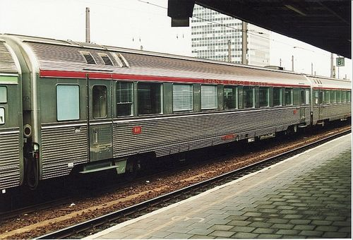 Eurocity parijs amsterdam