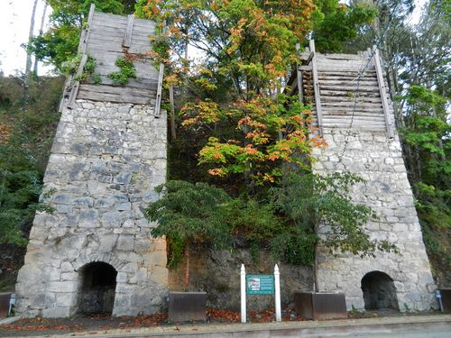 Lime kilns im the us