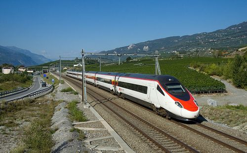 Eurocity geneva venice