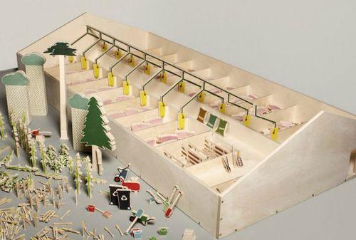 Toy animal farm