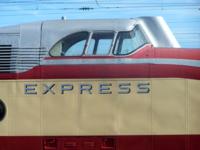 Detail TEE train