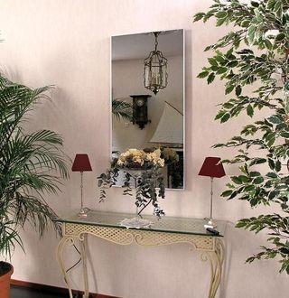 Elektrische infraroodverwarming met spiegelend oppervlak
