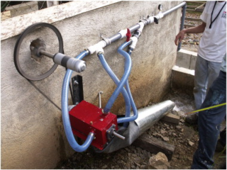 Direct microhydro