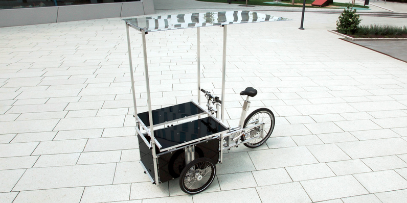 Modulaire fiets