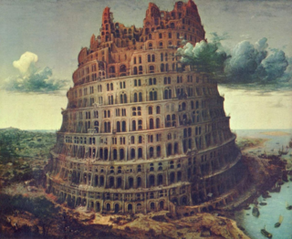 Tower of babel 2
