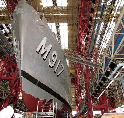 Litech infrarood marinebasis
