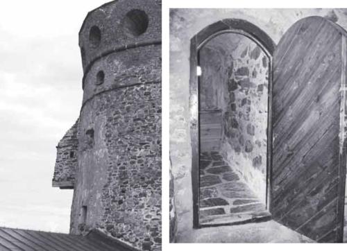 Medieval closet