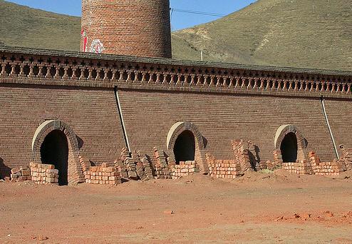 Hoffmann kiln mongolia