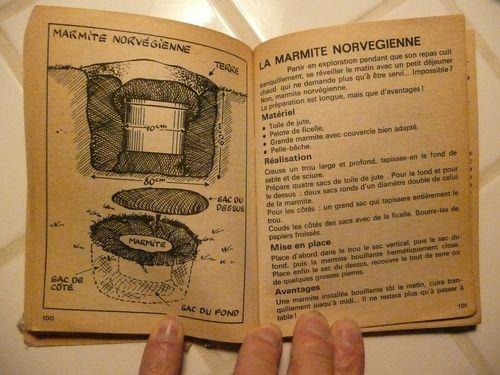 Marmite norvegienne