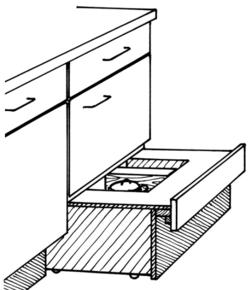 Inbouw isolatiefornuis 1