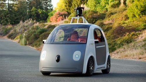 Prototype zelfrijdende auto