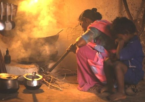 Well Tended Fires Outperform Modern Cooking Stoves Low