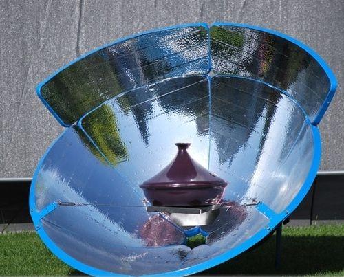 Solar powered tajine