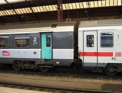 Samenwerking spoorwegmaatschappijen