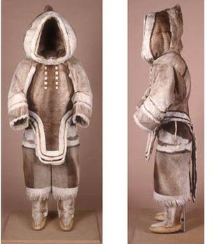 Eskimo garderobe
