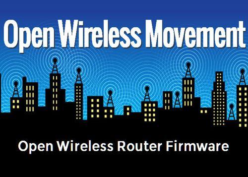 Open wireless movement EFF