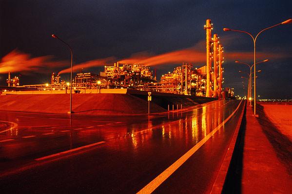 Olierafinaderij
