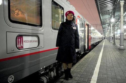 Russische spoorwegen
