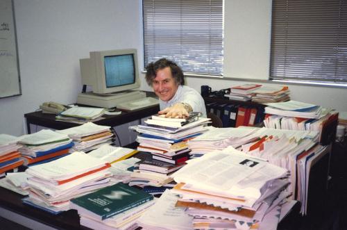 Bob braden papierloos kantoor