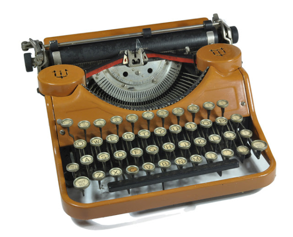 Why the Office Needs a Typewriter Revolution - LOW-TECH MAGAZINE