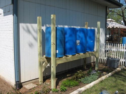 Regenwater opvang 2