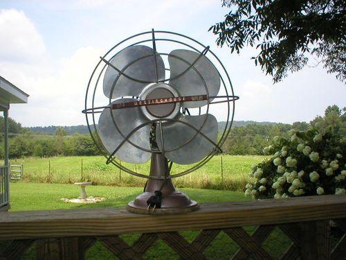 Westinghouse fan
