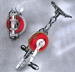 Hand powered dril</a></li> <li class=