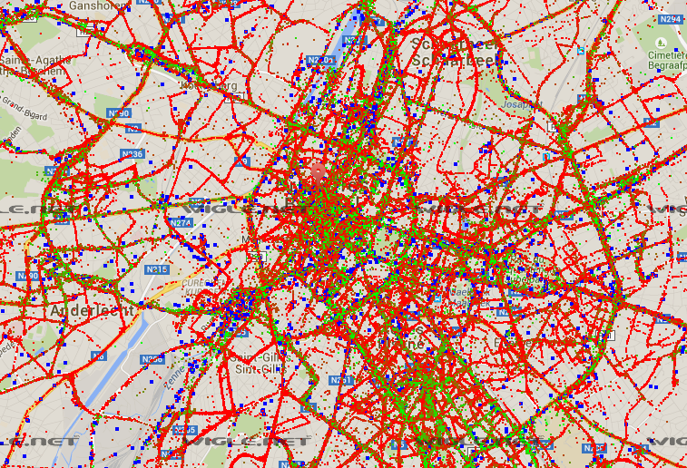 Wifi routers in brussels