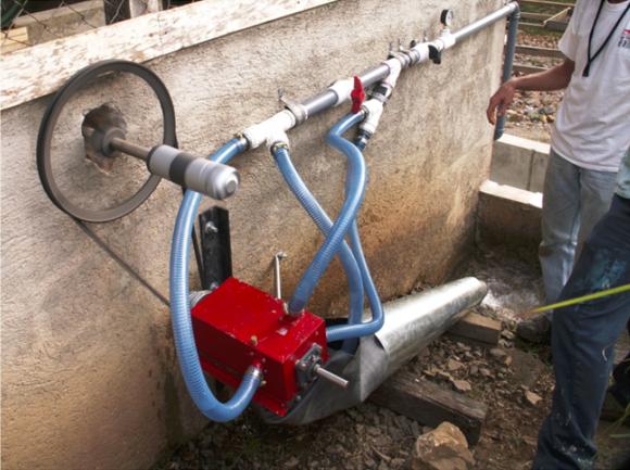 Direct hydro power 1
