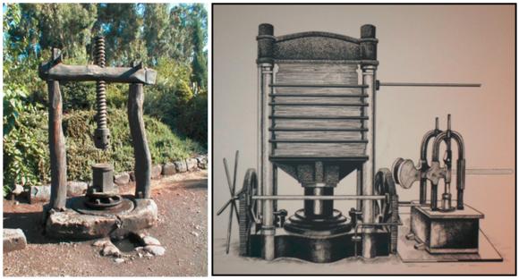 Screw press versus hydraulic press